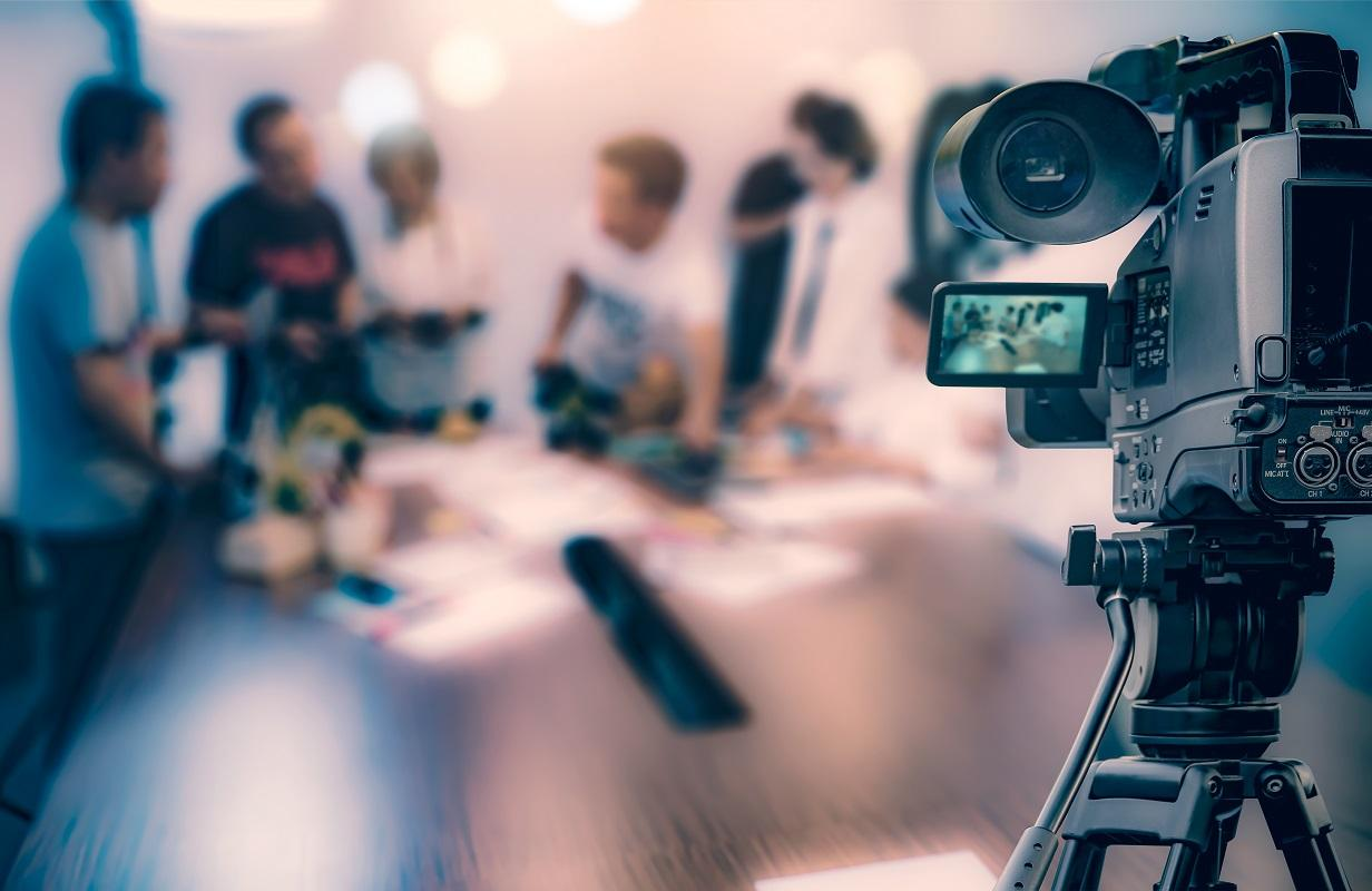 Producción de videos corporativos, video marketing, productora