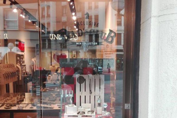 rotulación de tiendas y comercios en Vitoria y Bilbao